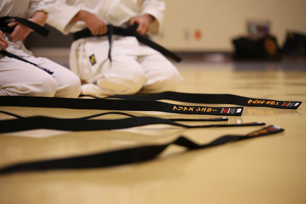Meaning of Belts in Jiu Jitsu